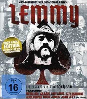 Lemmy - The Movie [Blu-ray]
