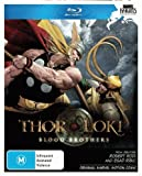 Marvel Knights : Thor Loki : Blood Brothers (Blu-Ray) (B)