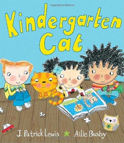 Kindergarten Cat