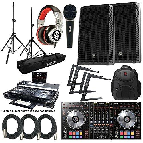 Pioneer DDJSZ Complete DJ Package