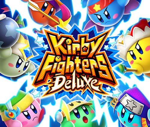 Kirby Fighters Deluxe - 3DS [Digital Code] (Kirby Fighters compare prices)