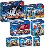 PLAYMOBIL® Piraten 7-tlg. Set 6678 6679 6680 6681 6682 6683
