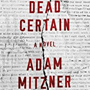 Dead Certain: A Novel | [Adam Mitzner]