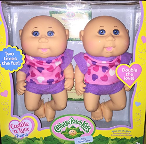 cabbage-patch-kids-cuddle-n-love-twins-caucasian-girls-blue-eyes