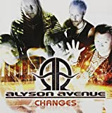 Changes by ALYSON AVENUE (2011-06-24)