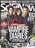 img - for SciFiNow Magazine # 83(Vampire Diaries,Nina Dobrev) book / textbook / text book