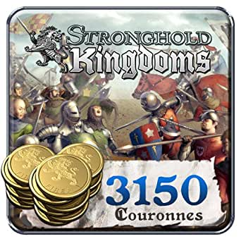 Stronghold Kingdoms : 3150 Couronnes [Game Connect]