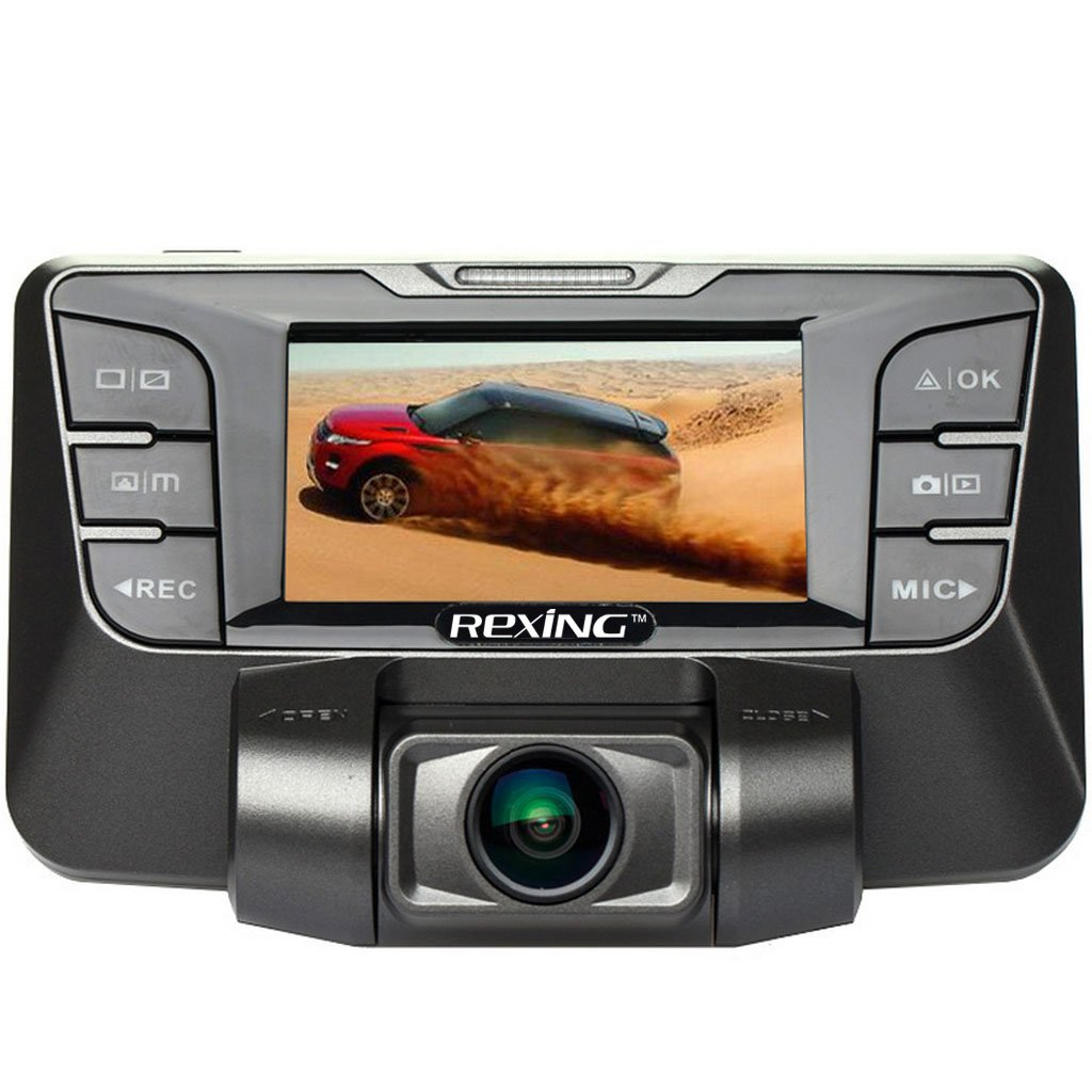 REXING S300 1080P 170 Degree Dash Cam Pro