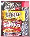 Mars M&M Mars Single Bar Variety Pack (Pack of 30)