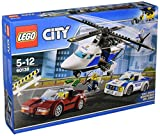 #3: Lego High Speed Chase, Multi Color