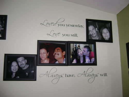 Loved You Yesterday Love You Still Quote: Loved You Yesterday Love You Still Always