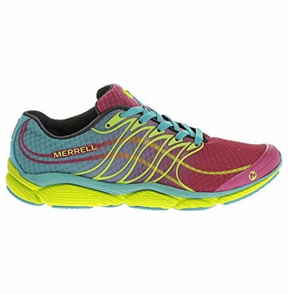 Merrell Womens All Out Flash Trail Running Shoes