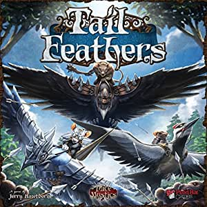 Plaid Hat Games Tail Feathers Board Game