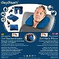 daydream 2in1 Nackenkissen mit Mikroperlen