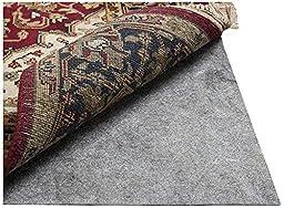 Surya Rug PadF-410710 Premium Felted Rug Pad, 4-Feet 10-Inch by 7-Feet 10-Inch