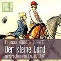 Der kleine Lord Audiobook by Frances Hodgson Burnett Narrated by Claudia Gräf