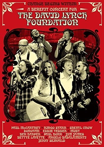 Blu-ray : Paul Mccartney - Change Begins Within: Benefit Concert for the David Lynch Foundation (Japan - Import)