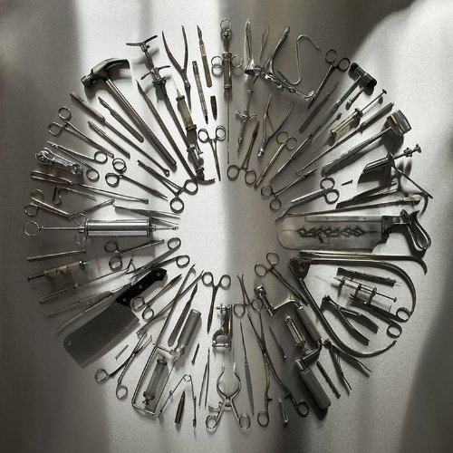 Surgical Steel - Includes Bonus Track by Carcass (2013) Audio CD