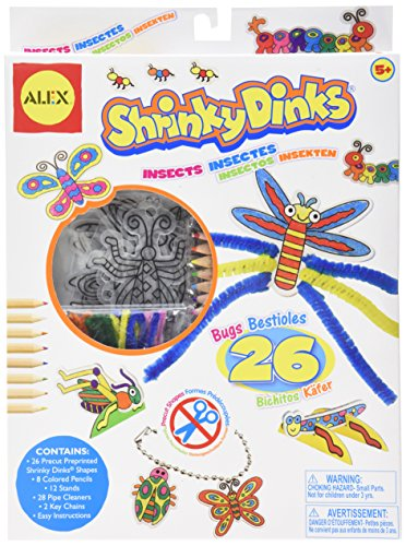 Shrinky Dinks Insects - 1