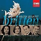 Britten: Quatuors � cordes 1, 2 & 3 ~ 3 Divertimenti