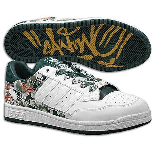 buy popular 717d1 461ef adidas Originals Men s Centennial Lo Shoe Shoes