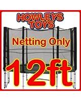Filet de sécurité pour trampoline - Env. 365 cm