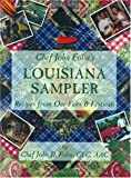 Louisiana Sampler: Recipes from Our Fairs & Festivals