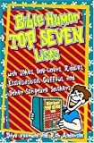 img - for Bible Humor: Top Seven Lists book / textbook / text book