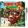 Donkey Kong Country Returns 3D - [Nintendo 3DS]