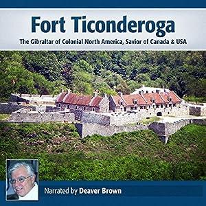 Fort Ticonderoga Audiobook