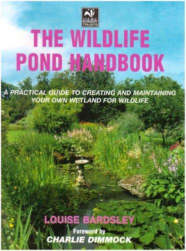 Wildlife Pond Handbook (Wildlife Trusts)