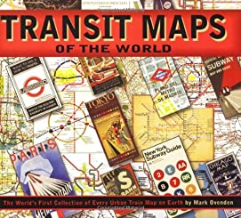"Cover of ""Transit Maps of the World"""