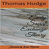 img - for Early Social Exchange Theory book / textbook / text book