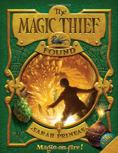 The Magic Thief: Found, Sarah Prineas