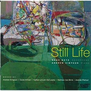 Noah Getz: Still Life