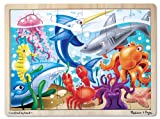 Melissa &amp; Doug Under the Sea Jigsaw (24 pc)