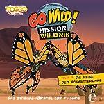 Die Reise der Schmetterlinge (Go Wild - Mission Wildnis 3)   Barbara van den Speulhof