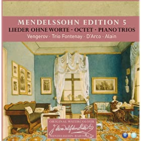 6 Songs Without Words Op.85 : No.3 In E Flat Major, 'Passion'