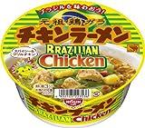 日清チキンラーメンどんぶり ブラジリアンチキン 87g×12個