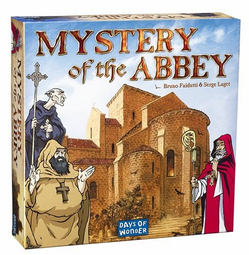 Buy Mystery of the Abbey