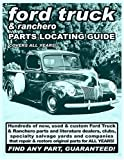 img - for Ford Truck/Ranchero Parts Locating Guide book / textbook / text book
