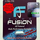 Bluefusion Male Enhancement Pill Testosterone Libido Booster Supplement (3 Pills) + *Bonus : 1 Free Bluepearl Pill Per Order *For New Customers Only*