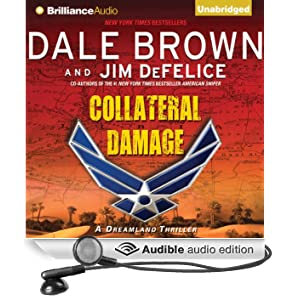 Collateral Damage: A Dreamland Thriller, Book 14