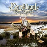 """Tervaskanto/Ltd. (CD + DVD)von """"Korpiklaani"""""""