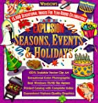 Art Explosion Seasons, Events & Holidays