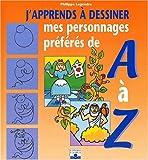 """Afficher """"Mes personnages préférés de A à Z"""""""