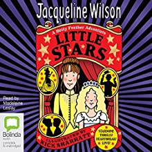 Little Stars: Hetty Feather, Book 5 (       UNABRIDGED) by Jacqueline Wilson Narrated by Madeleine Leslay