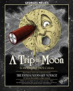 A Trip To The Moon & The Extraordinary Voyage Deluxe Combo Blu-Ray DVD Edition