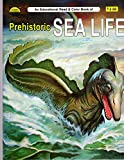 img - for Prehistoric Sea Life (Educational Coloring Bk) book / textbook / text book