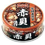 ホテイ 赤貝味付 70g×6個